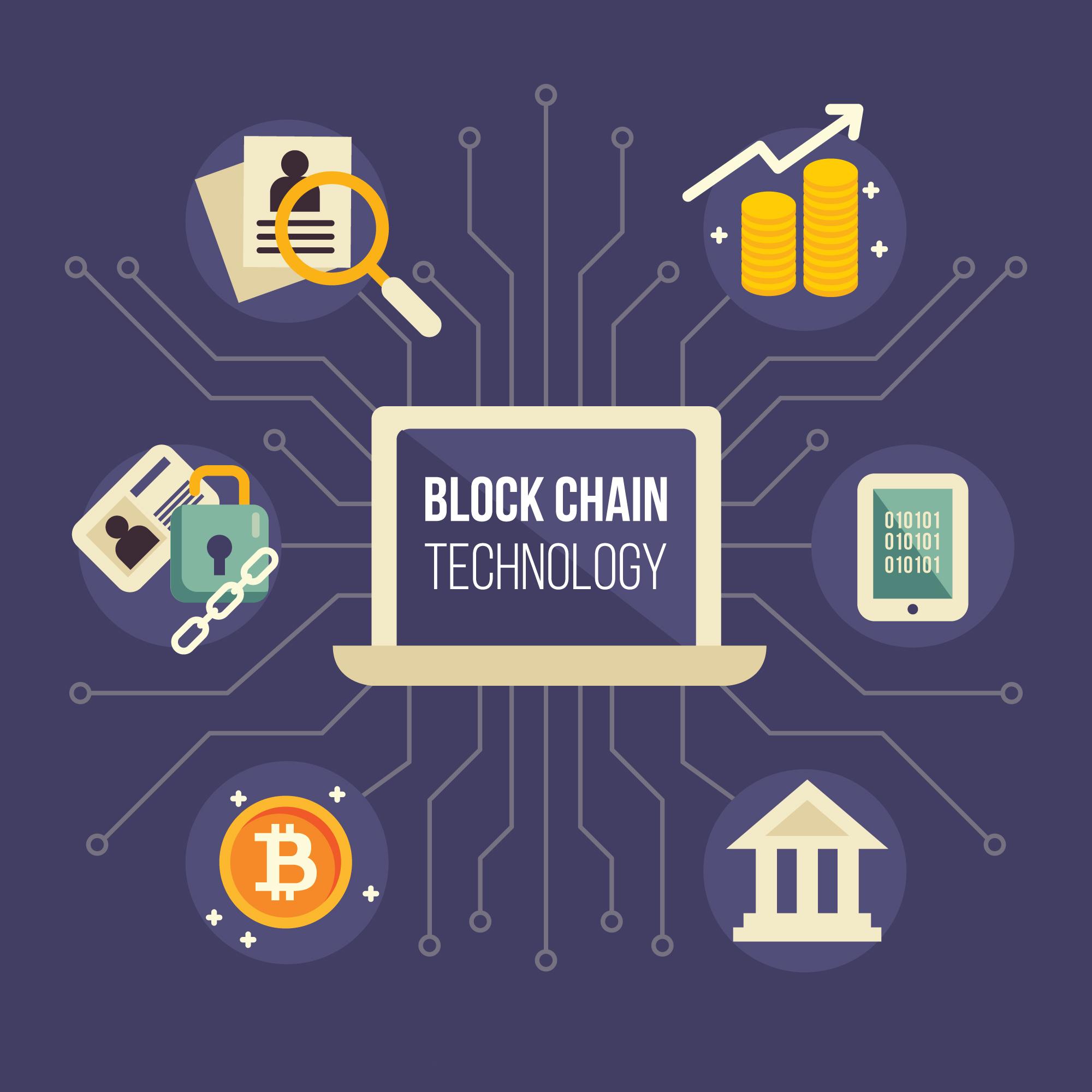 از فناوری بلاک چین چه میدانید؟