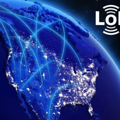 شبکه لورا آمریکای شمالی