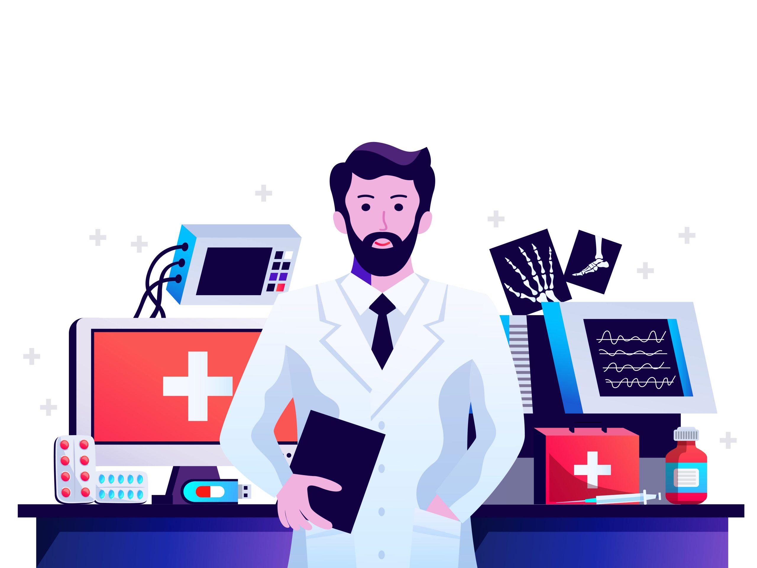 روش های تصویربرداری پزشکی