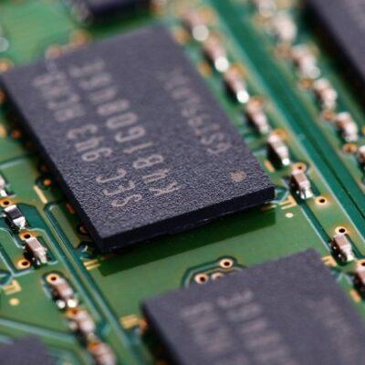 تصویر پردازنده درونحافظه ای سرعت پردازشهای یادگیری ماشین را افزایش میدهد