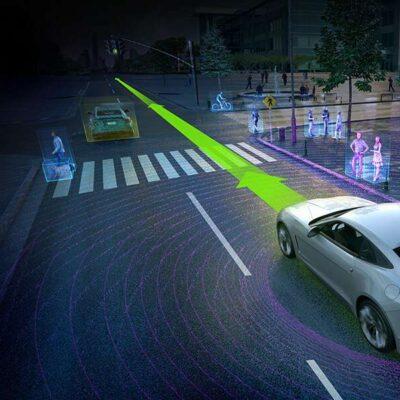 هوش مصنوعی در وسایل نقلیه خودران