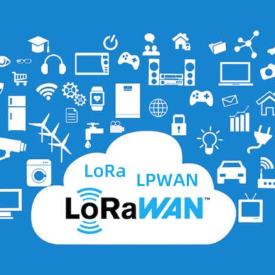 تصویر LoRaWAN