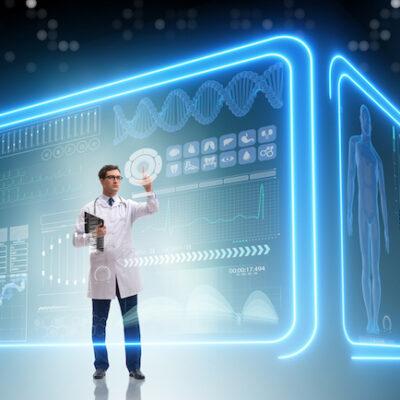 تصویر نگاهی بر پیشرفت دستگاه های پزشکی